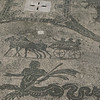 Mosaic at Osteo Antica