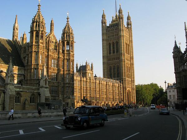 London - Parliament Building