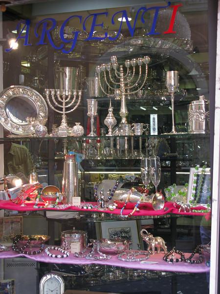 Jewish Ghetto Shop