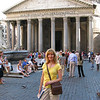 Pantheon in Rome.  1900 years old.