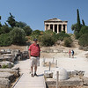 Temple of Hephestus 450 BC - Athens