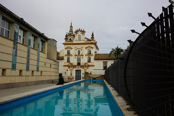 I forgot the name of this Church in Seville