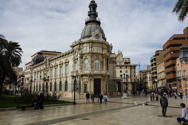 Cartenega City Hall
