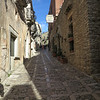 Street in Erice, Sicily