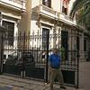 Bank D'Espana - This Bank of Espana in Majorca use to be a Synagogue.
