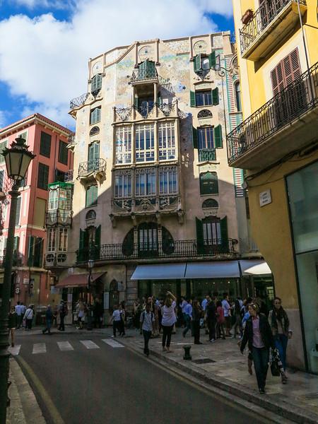 Architecture in Majorca