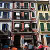 Facades in Majorca