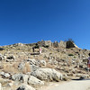 I was determined to make it to the top of the acropolis.  It was a hot day and a steep path.