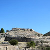 The first view of the acropolis of Mycenae.  I can't describe how rugged and stunning this place is.  Our time there was very limited so I did not get to explore the whole site, unfortunately.