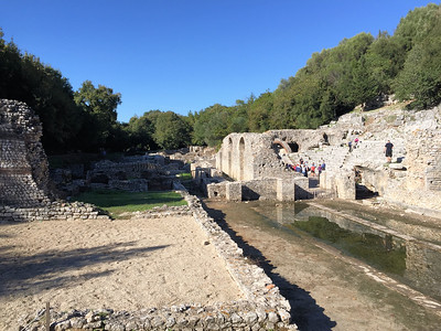 Saranda and Butrint