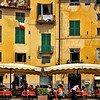 Dining al fresco #2, Lucca, Italy