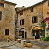City Hall Square, St Paul de Vence
