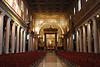 Interior of Santa Maria Maggiore