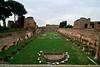Stadium of Domitian's Palace on the Palatine Hill