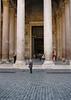 Exterior of the Pantheon