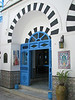 House in Sidi Bou Said that is now a Museum called Dar el-Annabi