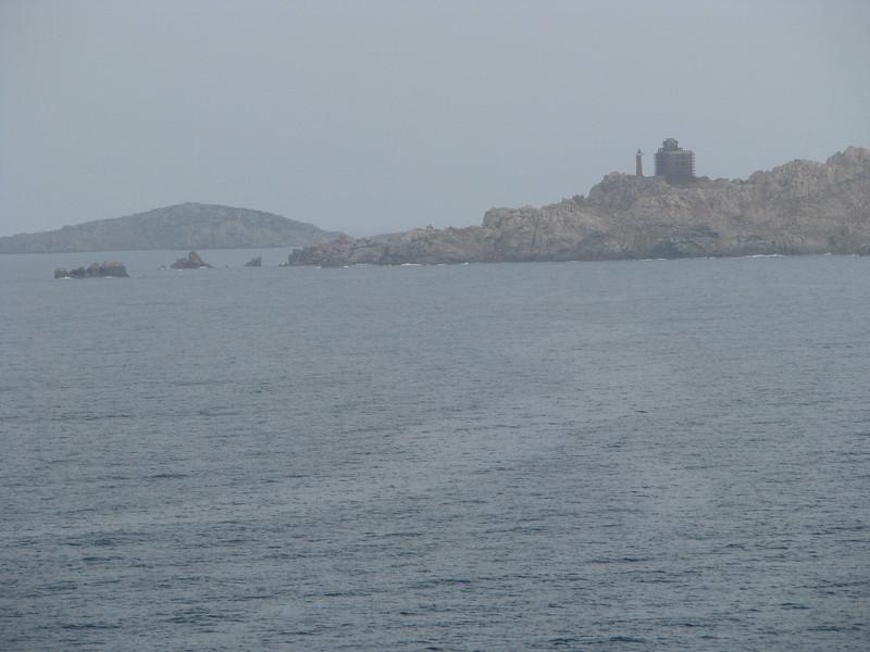 Straits of Bonifacio