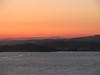 Sunset over Toulon, France
