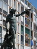 Statue in Toulon, France