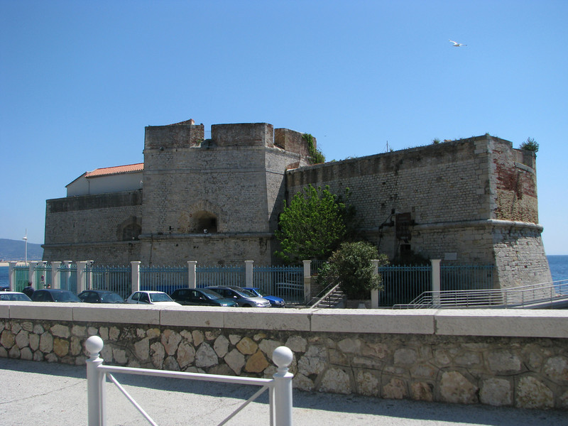 Fort in Toulon, France