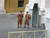 Swiss Guards at Vatican