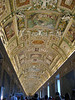 Ceiling in Vatican
