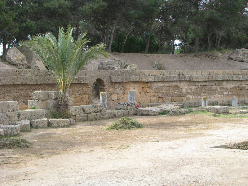 Amphitheater of Carthage