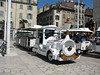 Le Petit Tours trains in Toulon, France