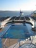 MS Noordam pool