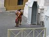 Swiss Guards at Vatican