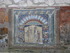 Mosaic in Herculaneum