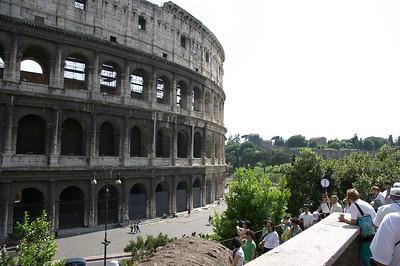 Rome - May 18th