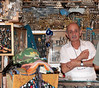 Shop owner of the Menorah store