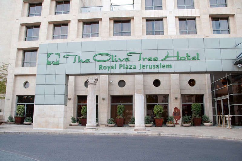 The Oliver Tree Hotel - Entrance