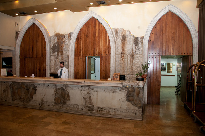 The Oliver Tree Hotel - Check in area