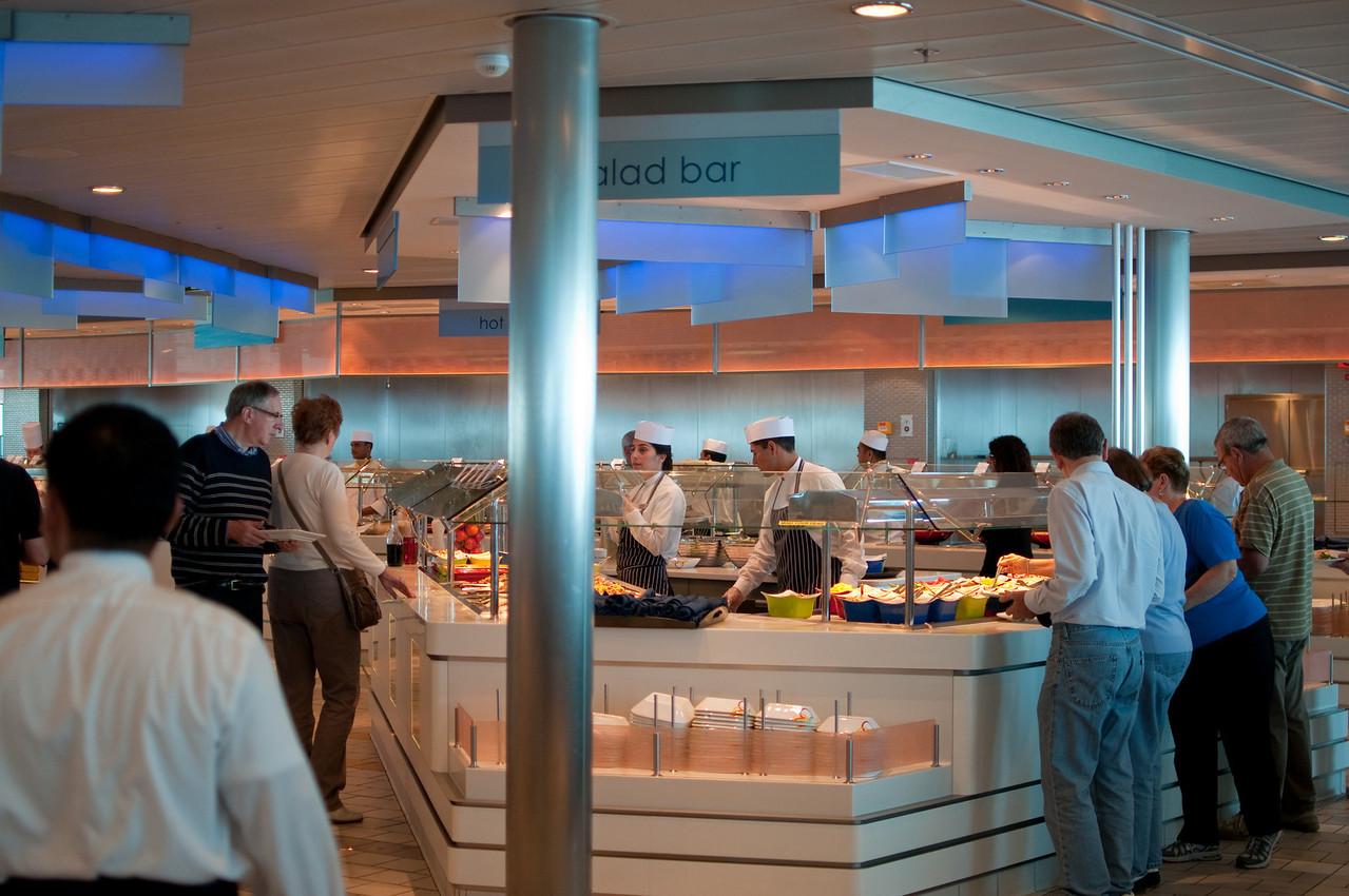 Oceanview Cafe Buffet