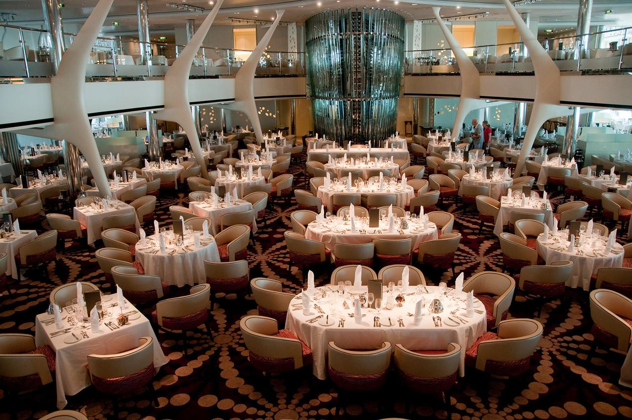 Equinox main dining room