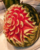 Brunch at the Silhouette Dining Room - Fruit Sculptures