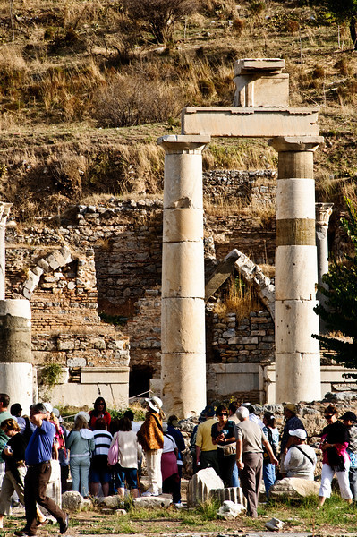 Memmius Monument in Ephesus