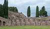 Ruins of Pompeii - Entrance to the The Amphitheater