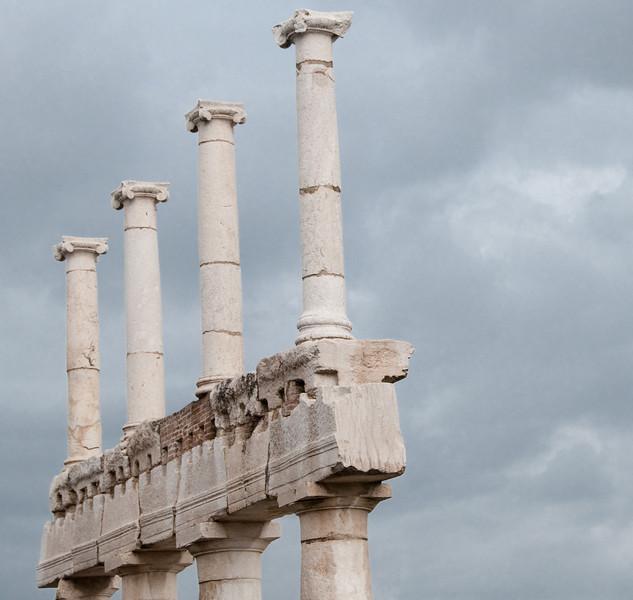 Ruins of Pompeii - The Forum