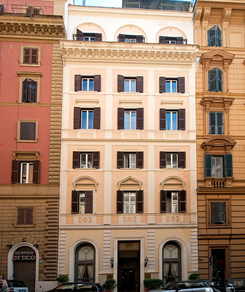 The Bailey Hotel Rome