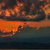 Sunrise over Messina