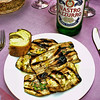 Grilled eggplant, Taormina