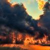 Sky over Messina, Sicily