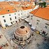 Photo of Onofrio Fountain, Dubrovnik City Walls, Dubrovnik Old Town, Croatia