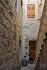 Lane in Trogir