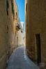 Mdina laneway
