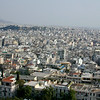 Athens, Greece - looking down from the Acropolis