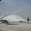 Athens, Greece - a stadium of the 1994 Olympic Games